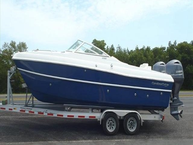 Carolina Cat DECK BOATS 23 Sport Deck