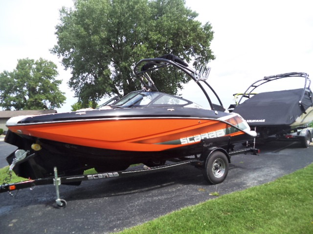 Scarab 195 HO Impulse
