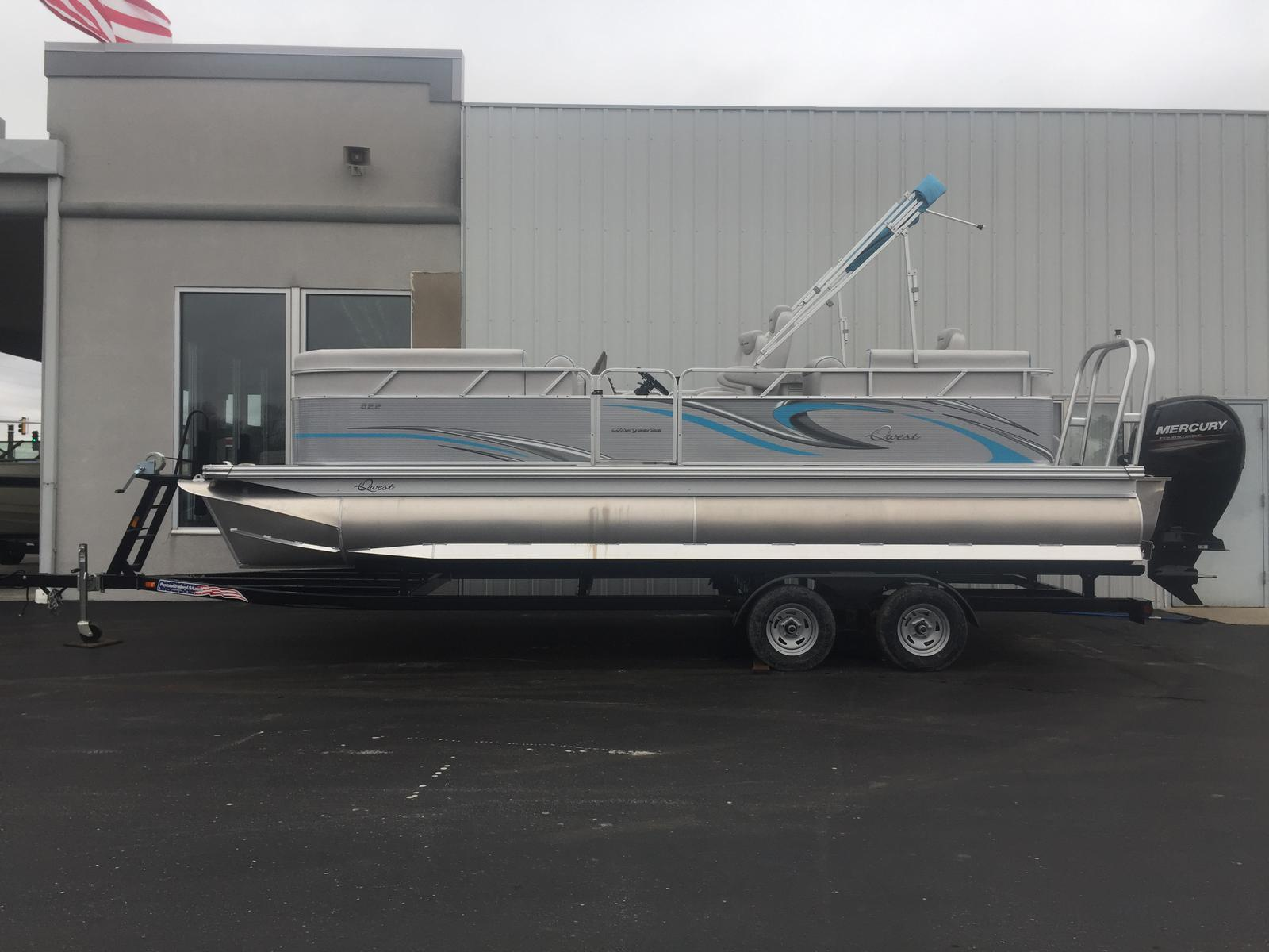 Apex Marine Qwest LS 822 DS