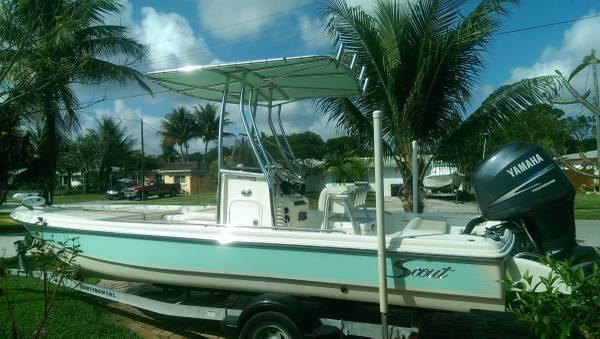 Scout Boats 220 Bay Scout Scout Boats 220 Bay Scout