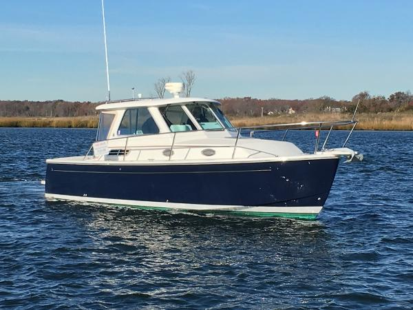 Back Cove 29 Downeast Cruiser