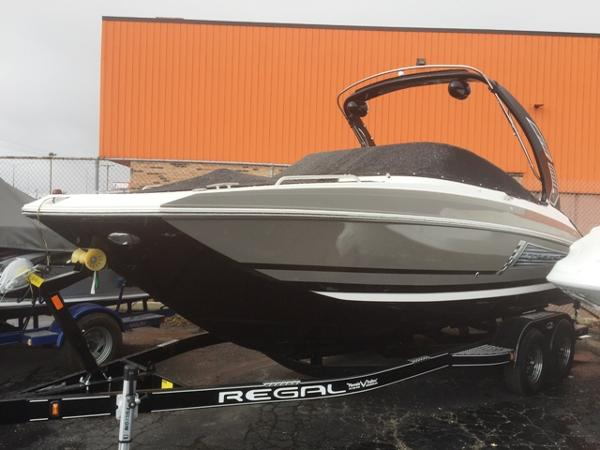 Regal 24 FasDeck RX