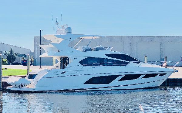 Sunseeker Manhattan 65 2017 Sunseeker 65 Manhattan