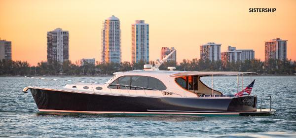 Palm Beach Motor Yachts PB50 Profile (Sistership)
