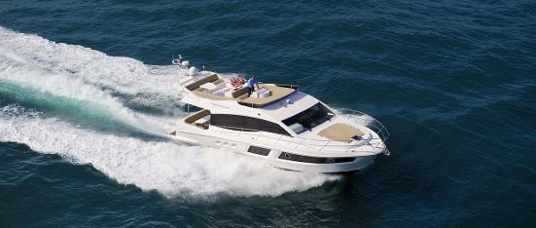 Majesty Yachts Majesty 48