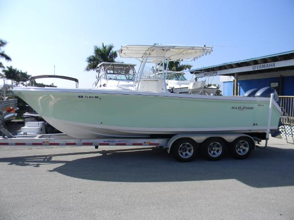 Sailfish 2660 CC