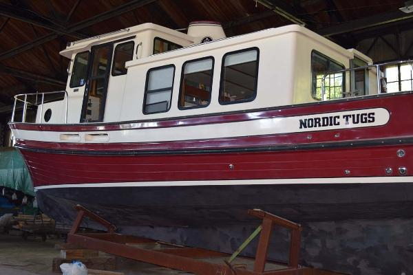 Nordic Tugs 32 Port Profile