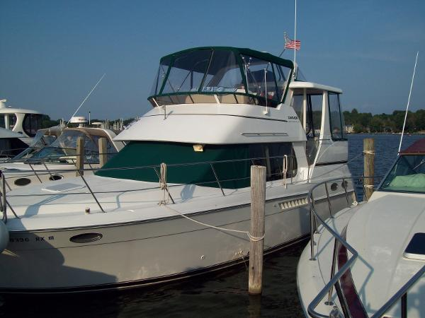 Carver 356 Aft Cabin Motor Yacht Boats For Sale