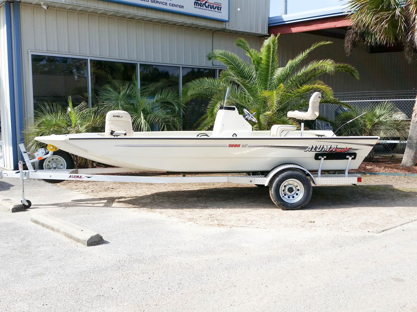 Alumacraft 1860 Bay LX