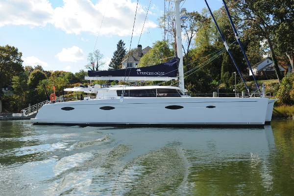 Fountaine Pajot Galathea