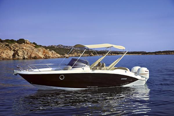 Sessa Key Largo 27 Manufacturer Provided Image: Sessa KL27 FB