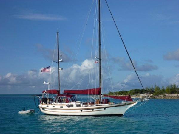 Bluewater Yachts Vagabond Profile