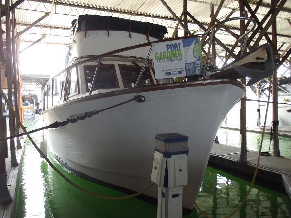 Seahorse 36 Trawler