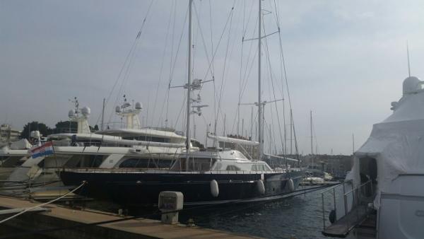 Ortona Navi Sailboat Yacht