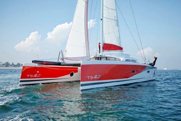 TS42 - Marsaudon Composites TS 42 Catamaran (Multihull)