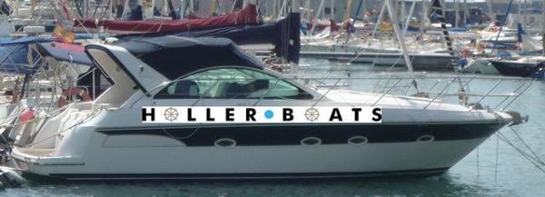 Prinz Yachts Prinz 36 Berthed