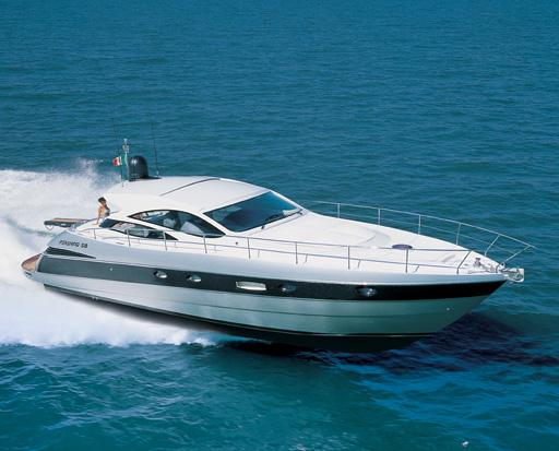 Pershing 50 Manufacturer Provided Image: 50