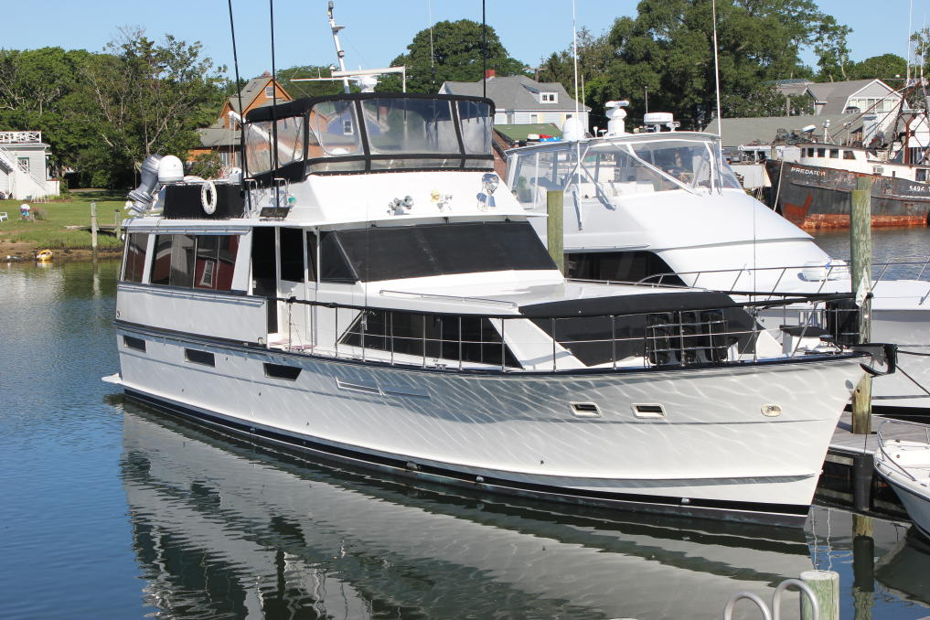 Pacemaker 66 Motor Yacht