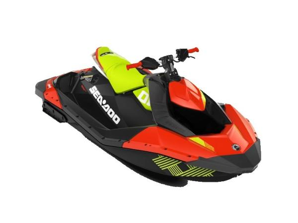 Sea-Doo Spark® Trixx™ 2-up Rotax® 900 H.O. ACE™ IBR & CONV