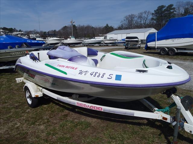 Sea-Doo Speedster 15