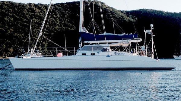 Conser 47 Catamaran