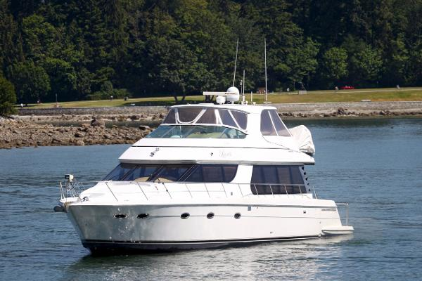 Carver 57 Voyager Pilothouse