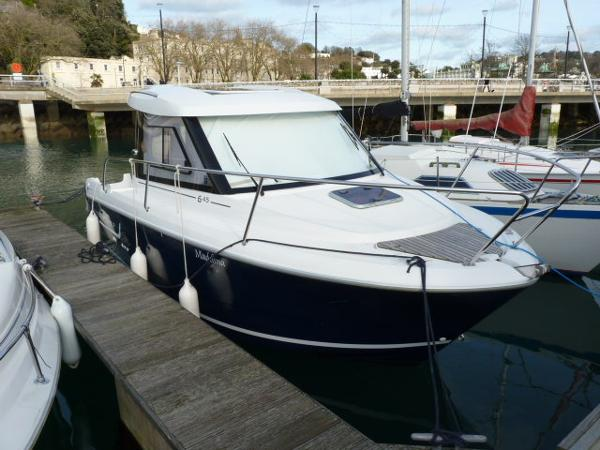 Jeanneau Merry Fisher 645 legend
