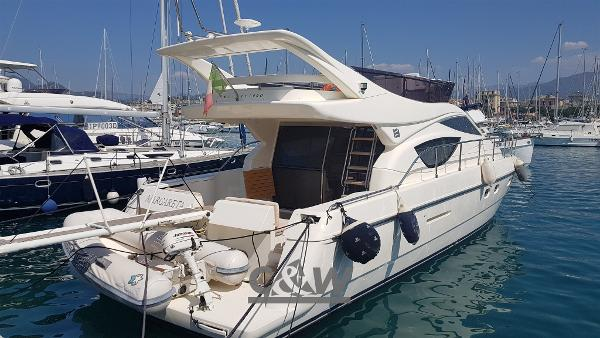 Ferretti Yachts 460 20180422_114013
