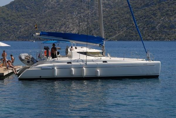 Fountaine Pajot Athena 38 Main
