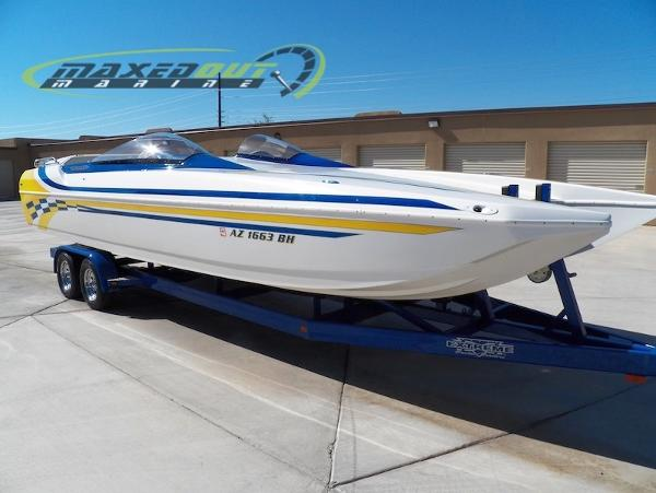 Eliminator Boats 26 DAYTONA ICC