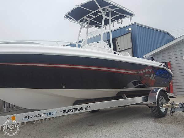 Glasstream 221 CC 2018 Glasstream 21 for sale in Holly Ridge, NC