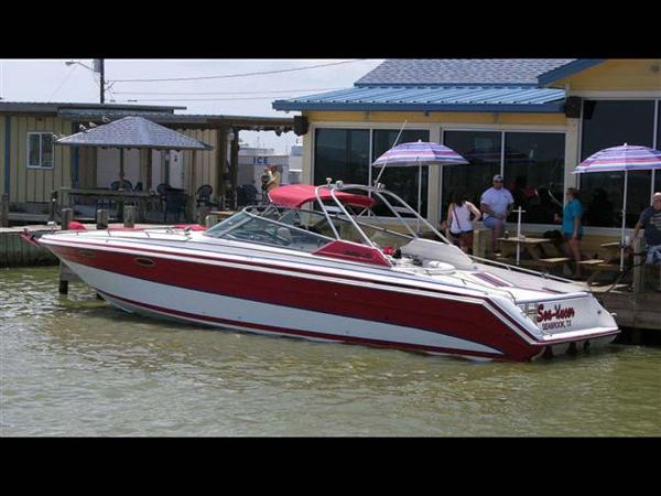 Sea Ray Super Sport 1991/2011 Profile