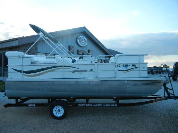 Landau Boat Co 18' Bandit