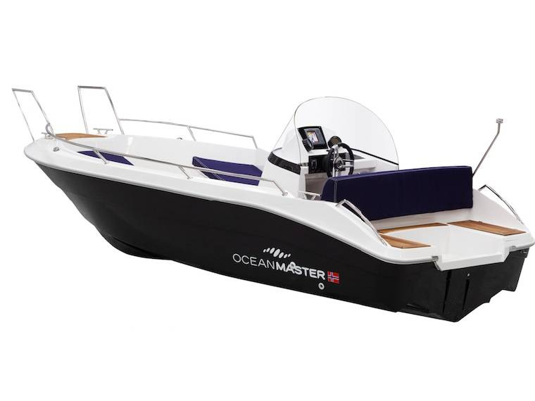 Admiral Boats Oceanmaster 470