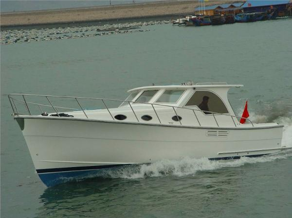 Mariner Seville 35 Profile