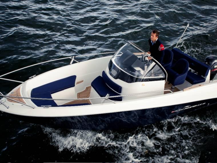 Admiral Boats Oceanmaster 630