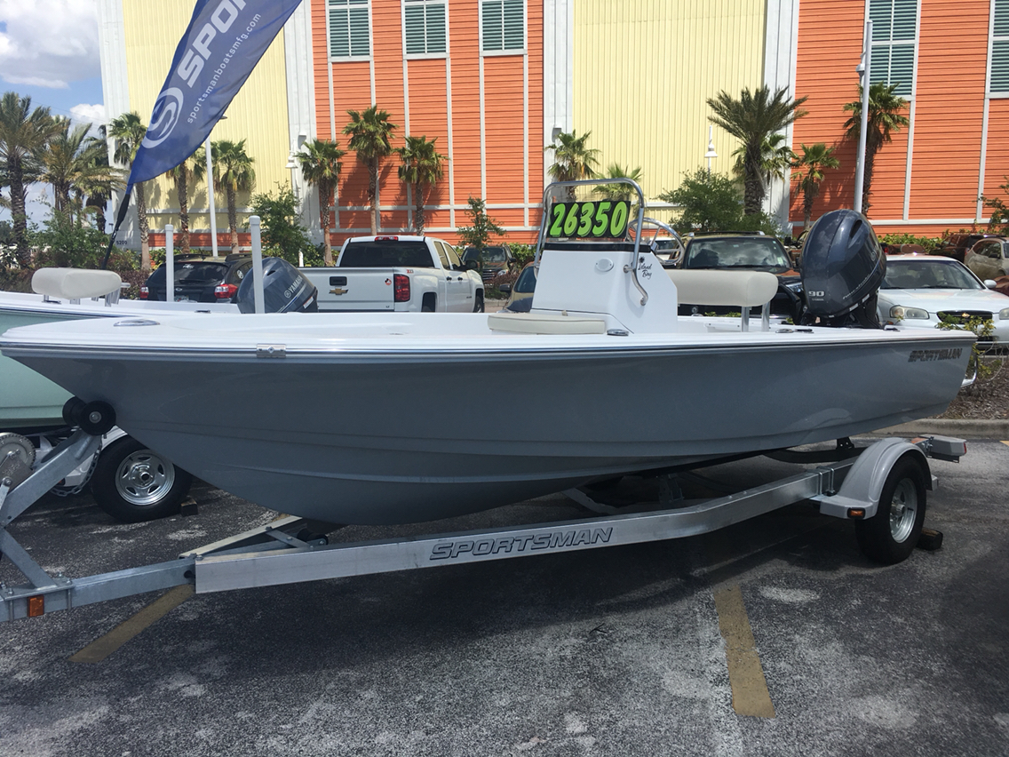 Sportsman Boats 18 ISLAND BAY