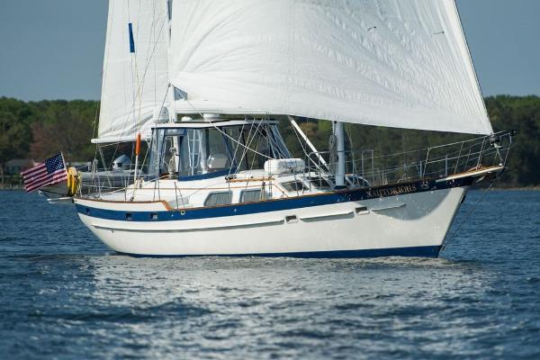 Irwin Yachts Irwin 52 CC Ketch Nautorious