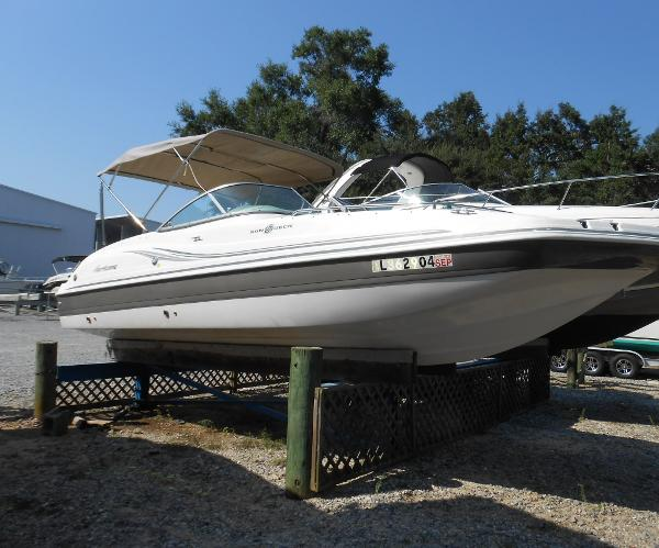 Hurricane 237 sundeck boats for sale for Hurricane sundeck for sale