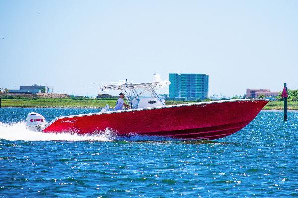 Sea Hunter 37 Tournament