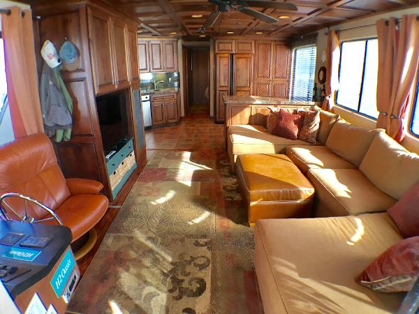 Stardust Cruisers 6016 HOUSEBOAT