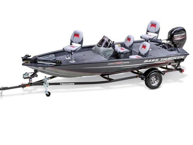 TRACKER BOATS Bass & Panfish Mod V Pro Team 175 TF