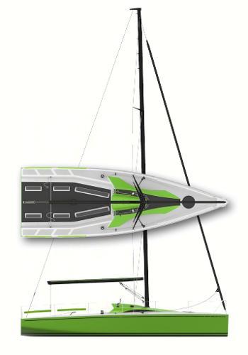 MMW boats MMW 30 offshore HP 30 class