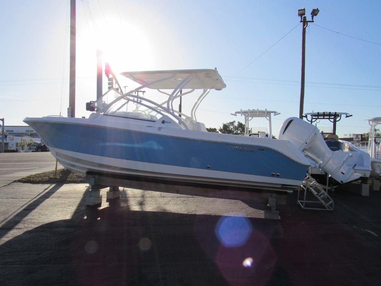 Edgewater 248 CX