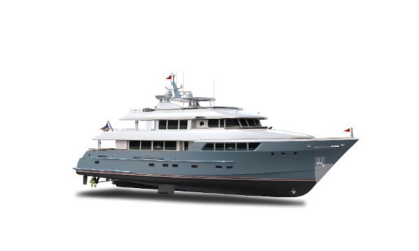 Outer Reef Yachts 108' Explorer