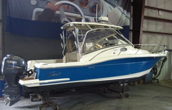 Scout Boats 262 Abaco