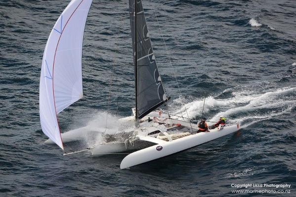 Custom 10.6 Racing Trimaran