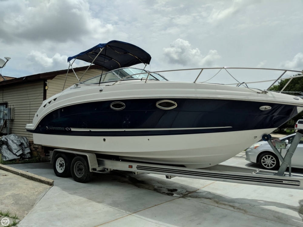 Chaparral 270 Signature 2011 Chaparral 270 Signature for sale in Slidell, LA