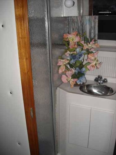 Master Separate Shower Stall