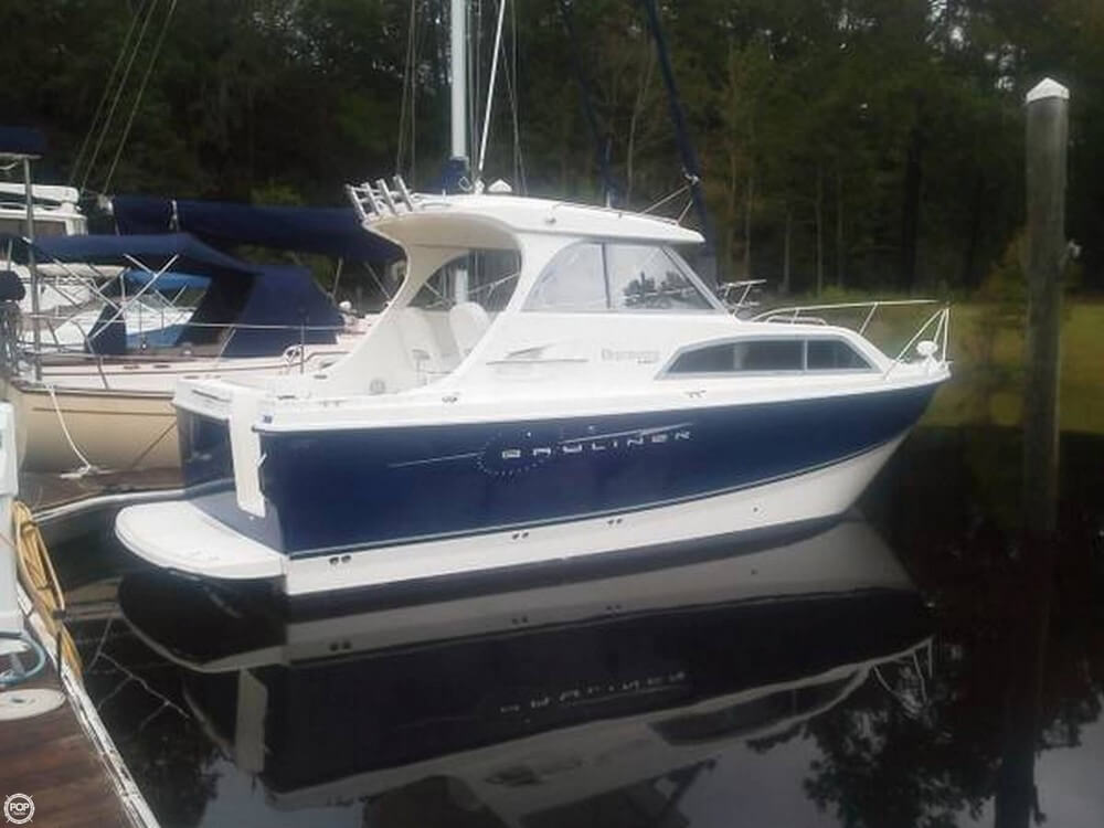 Bayliner Discovery 246 2007 Bayliner Discovery 246 for sale in Myrtle Beach, SC